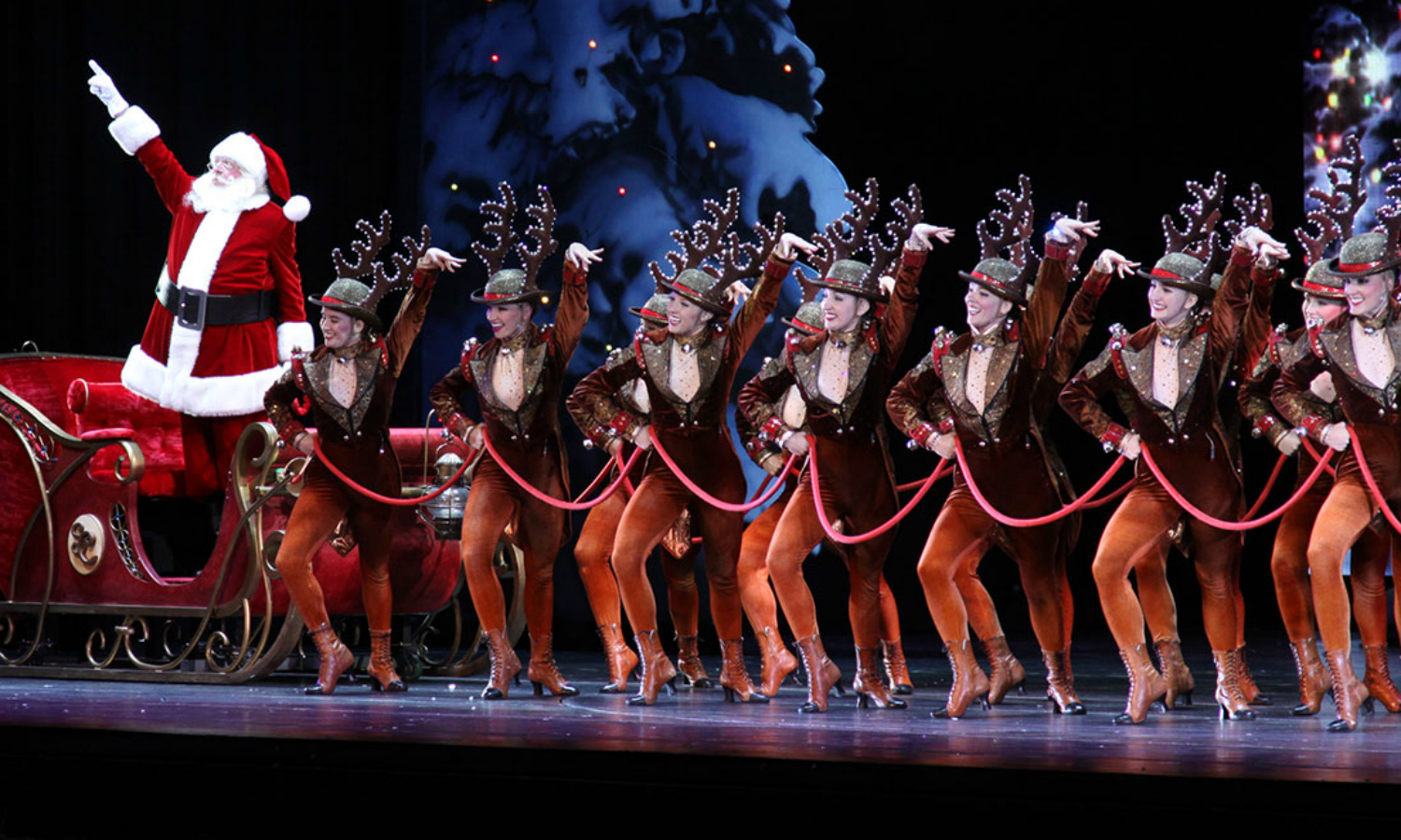 Nova York no Natal: Radio City natalina