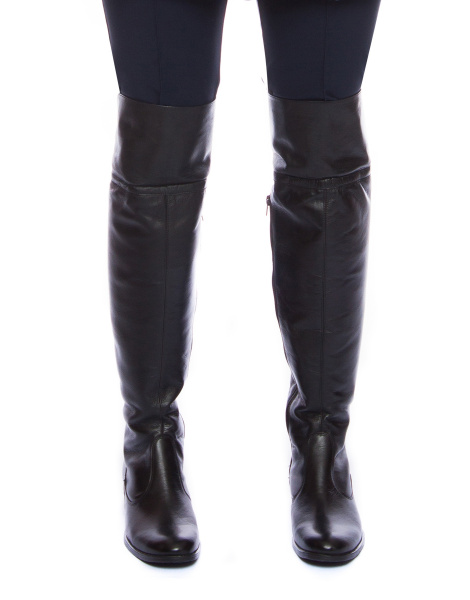 Bota Over the knee - Oficina de Inverno