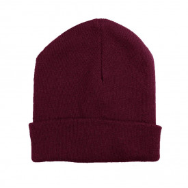 Gorro Basics Bordeaux