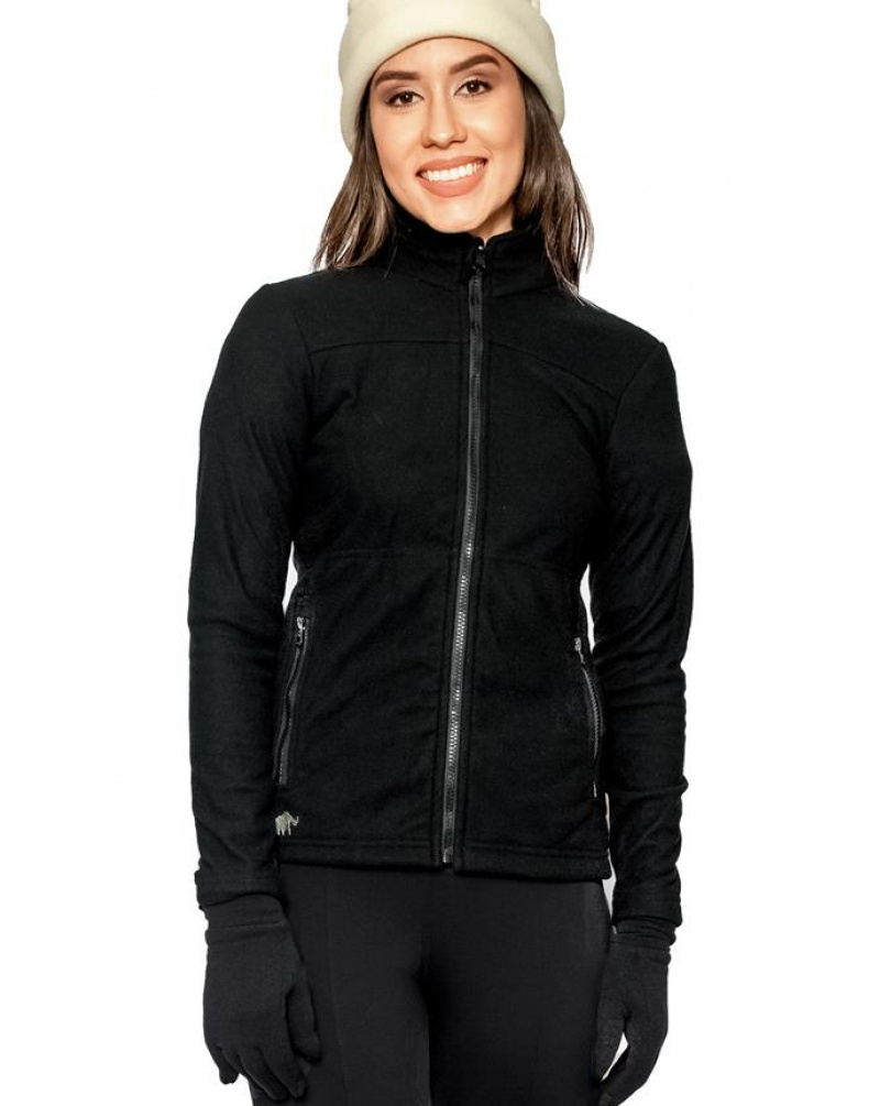 Jaqueta Fleece Winter Explorer - Oficina de Inverno